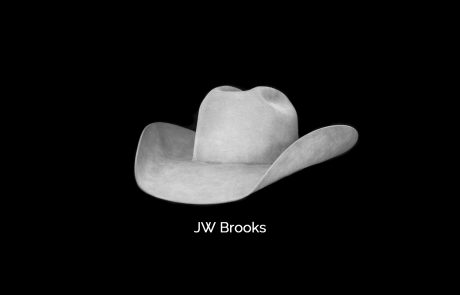 JW Brooks custom hat brim shape